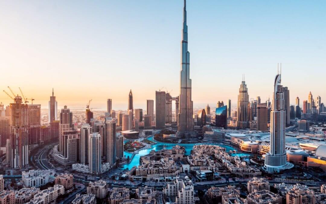 Dubai Introduces Smart Cameras That Use AI To Measure Happiness